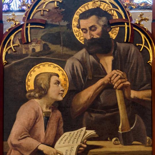 Patris Corde – list Franciszka o św. Józefie